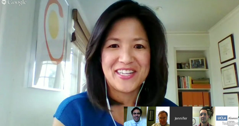 Google Hangout on Networking Best Practices